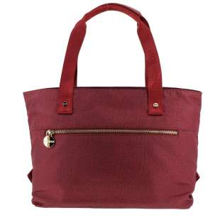 Borbonese Medium OP Burgundy 934462296T09
