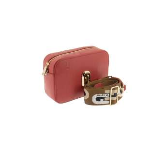 Furla Sleek Mini Chili Oil/Toni Cognac BAHLABR_W64000_0228S 2