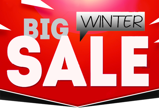 2020 BIG WINTER SALE
