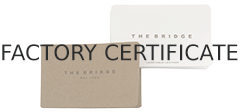 THE BRIDGE CERTIFICATE OF AUTHENTICITY